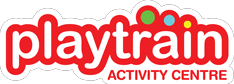 Playtrain Children's Soft Play Activity Centre Logo